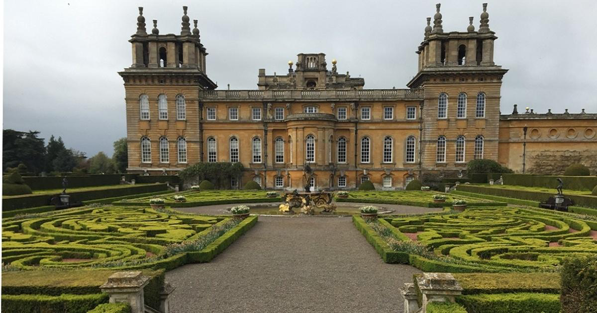 Blenheim Palace Guided Tour