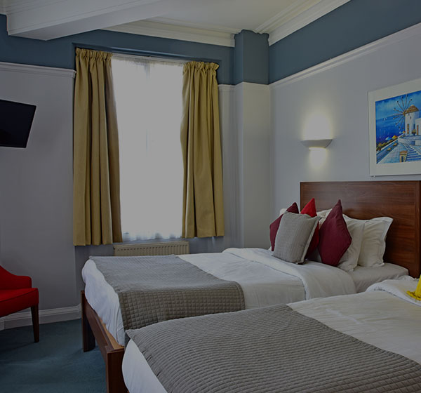 Stay at The Royal Oxford Hotel