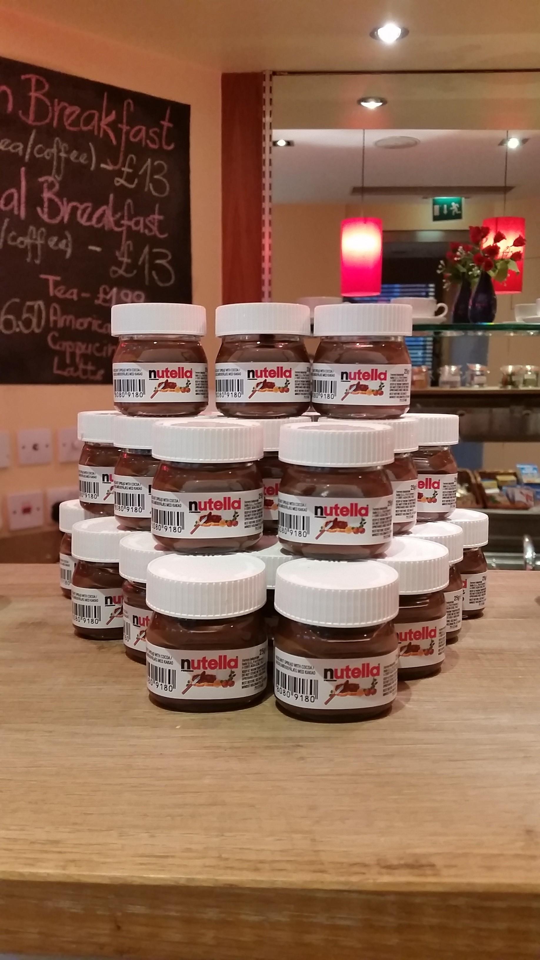 20181205_133700.jpg - Jars of Nutella