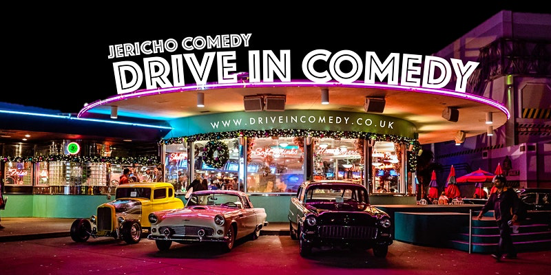 Jericho Comedy Drive In at The Oxford Artisan Distillery