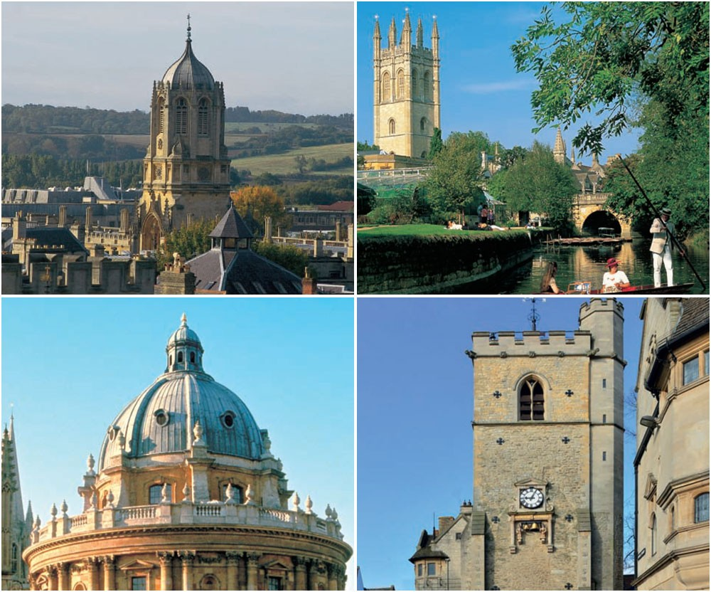 Sights to See in Oxford