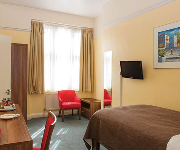 Single hotel rooms Oxford