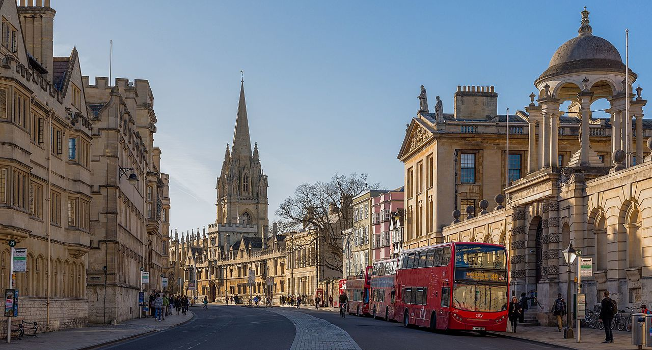 The 8 Best Things to do in Oxford, January 2020