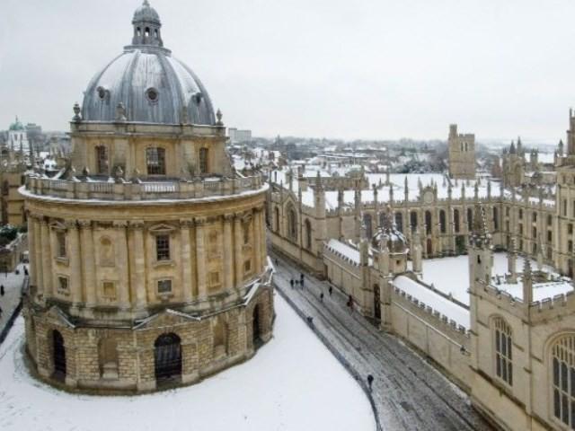 Winter Hotel Deals Oxford